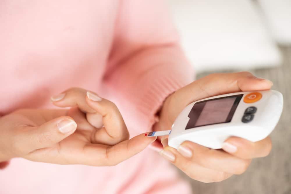 Wspomaganie leczenia cukrzycy za pomocą tlenoterapii